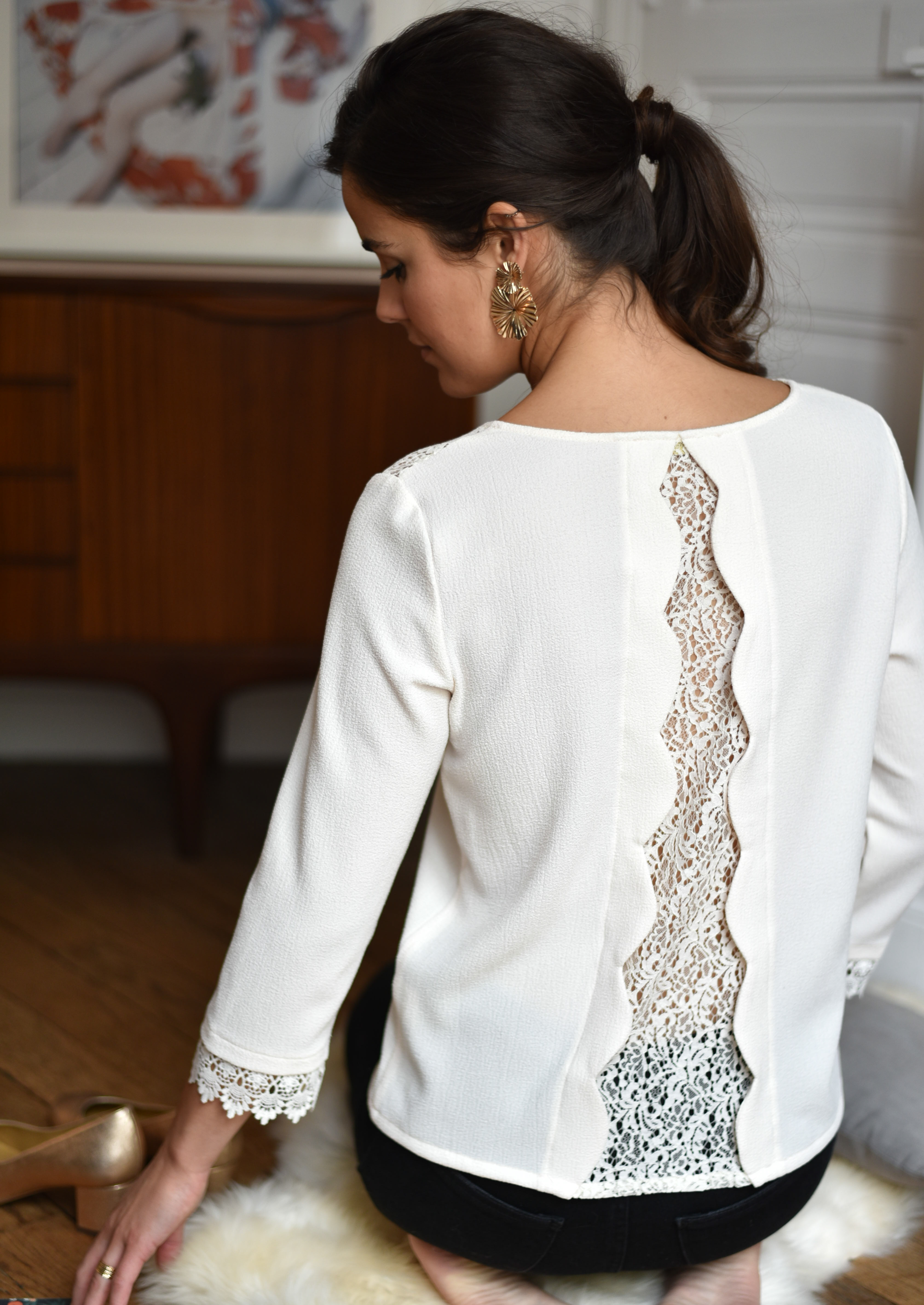 Blouse CLEMENCE