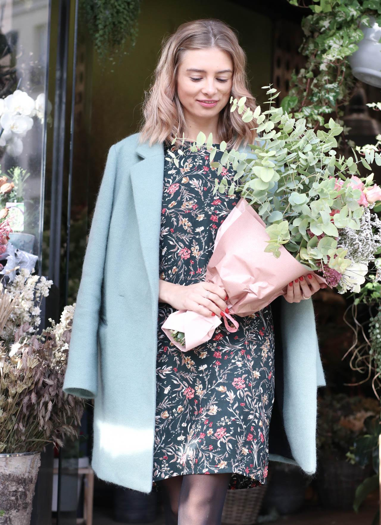 Robe Charlotte<br>Manteau Iris bientôt disponible