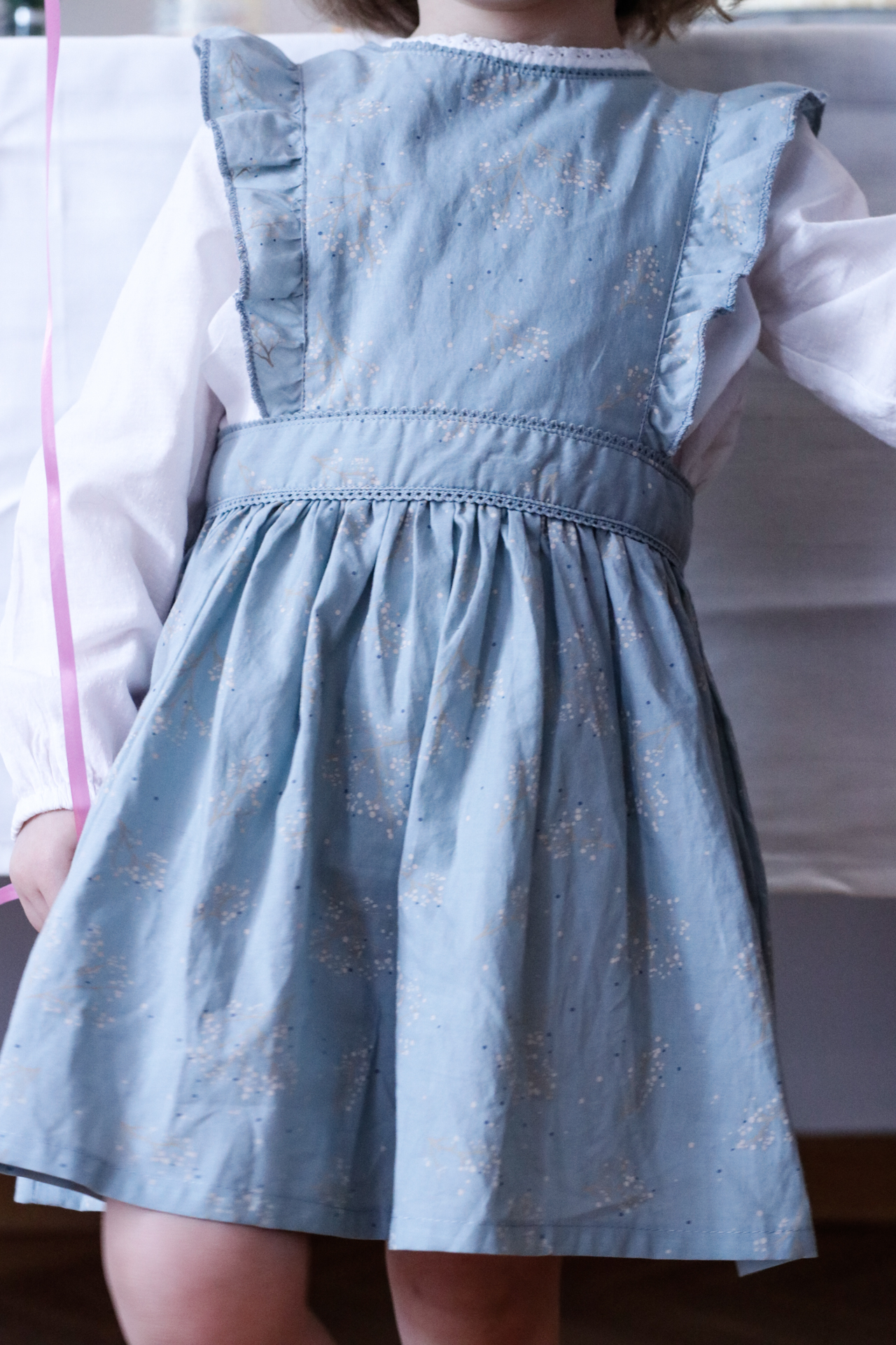 Robe de Pia: www.little-jeanne.com