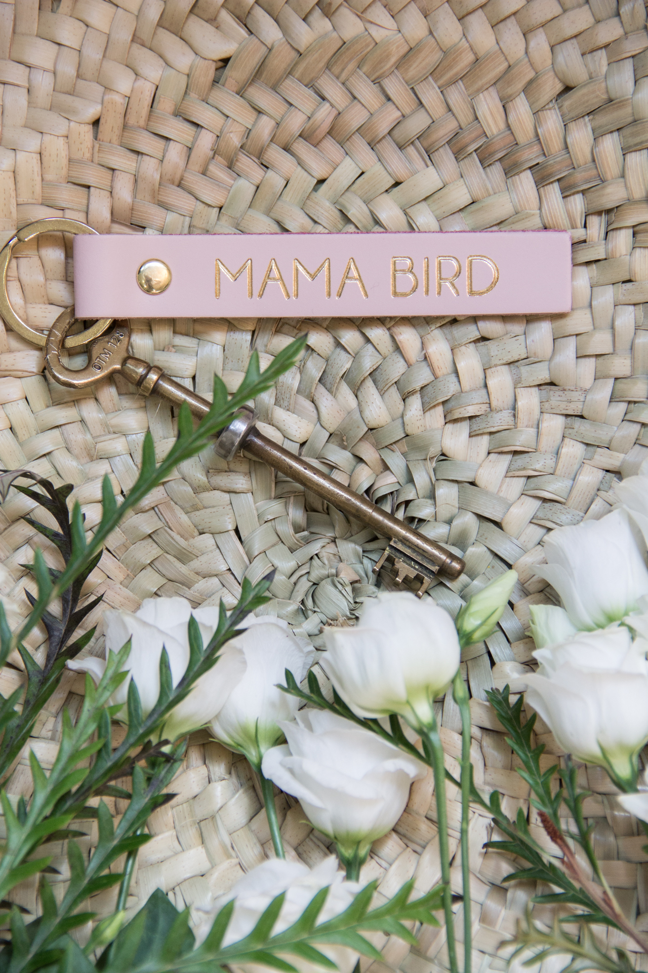 Porte-clés MAMA BIRD